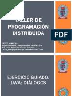 Taller de Programación Distribuida Clase 11 Parte 2
