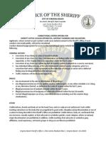 VBSO Civilian Hiring Criteria