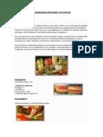 Elaboración de Pickles Expo