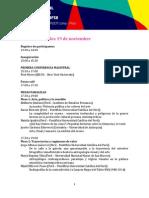 Programa SAA Detallado