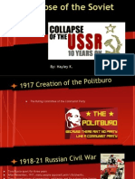 fall of the ussr 1