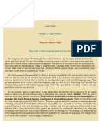 Land Patent Explained