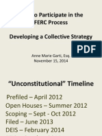 How to Participate in the FERC Process