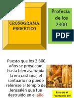 137profesia de Los 2300 Dias 2