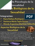 Aspectos Biologicos de La Sexualidad