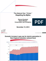 "The Natural Gas ""Crisis"""
