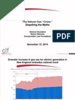"The Natural Gas ""Crisis"""