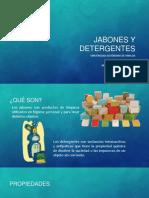 Jabones y Detergentes v3.3
