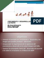 Crecimiento y Desarrollo Aiepi 2014