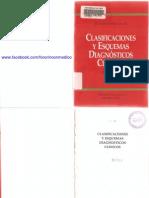 Clasificaciones y Esquemas Diagnosticos Clinicos