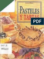 Pasteles y Tartas (Wilson Anne)