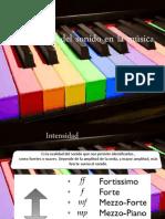Parámetros Del Sonido en La Música 7mos
