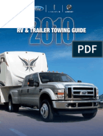 2010 Rv & Trailer Towing Guide