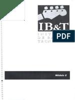 IB&T Módulo 2