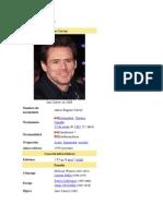 Biografia Jim Carrey