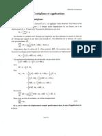 Théorème de Castigliano Et Application
