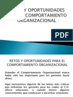 Restos y oportunidades del comportamiento organizacional