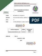 Documentacion del Desarrollo De una sistema Web