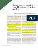 Pedro Henriquez Ureña