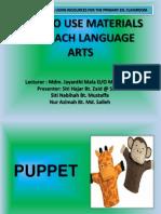 Resources for Teaching Language Art