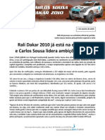 Press Carlos Sousa 10.01.01