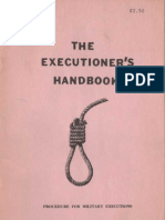 Executioner´s Handbook