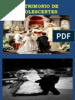 Matrimonio de los Adolescentes