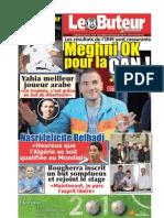 LE BUTEUR PDF du 02/01/2010