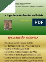 Ingeniería Ambiental en Bolivia