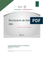 DiccionarioDeDatos ASA
