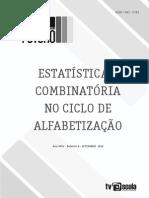 Estatistica  e Combinatoria