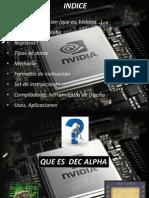 Presentación Dec Alpha