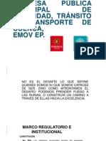EPMMTSV Cuenca Movilidad