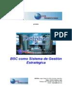BSC Como Sistema de Gestion Estrategica