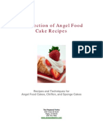 Angel Food Cake Recipes