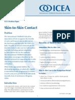 Skin to Skin Contact PP-FINAL