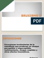 Bruxismo I 2014