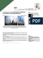 CIA Torturó Casi Hasta La Muerte a Militantes de Al Qaeda, Revela Diario Británico — La Jornada
