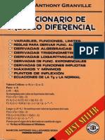 Solucionario de Cálculo Diferencial e Integral [Granville]