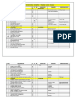 Inventario de Bienes y Enseres Arcijec-2014