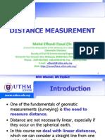 Linear Distance Measurement