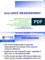 Linear Distance Measurement