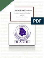 Endocarditis Infecciosa en Pediatria