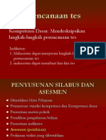 1.Langkah Penyusunan Instrumen Asesmen