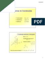Campos .Sistemas Coordenadas y Operador Nabla v2