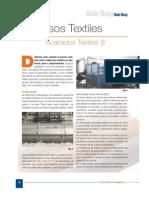 Acabados Textiles
