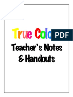 True Colors Packet