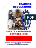 TR Events Mgt Services NC III.doc