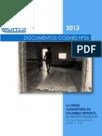 310513 Informe Desplazamiento 2012