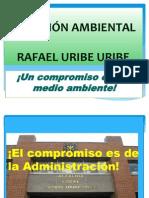 Conexión Con El Medio Ambiente en Rafael Uribe Uribe 18